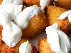рецепт сырников во фритюре