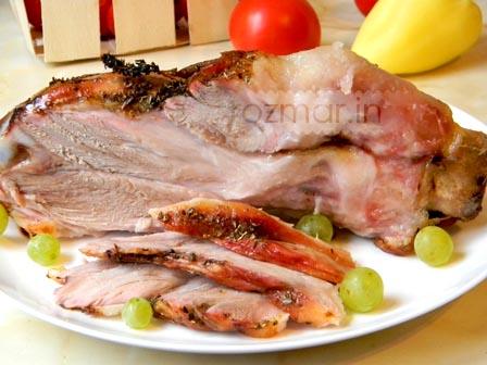 Свинина со специями