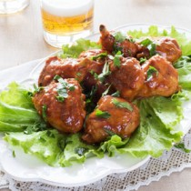 buffalo drumsticks